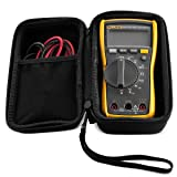 Hard CASE for Fluke 115 & 117 Digital Multimeter. By Caseling