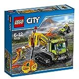 レゴ シティ 火山調査用クローラー 60122