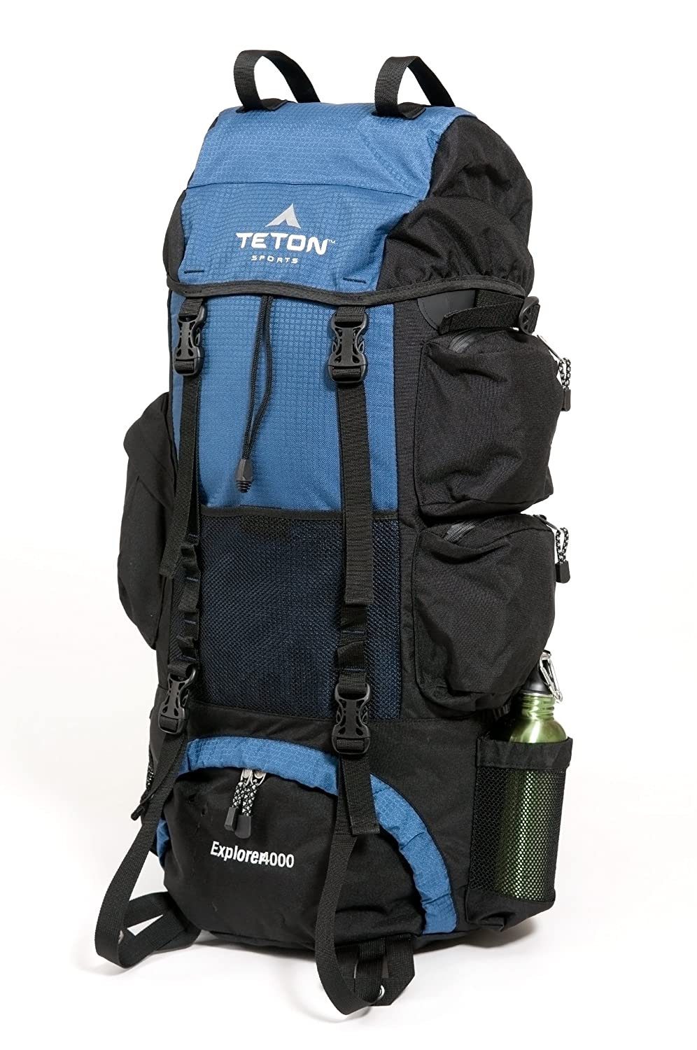 TETON Sports Explorer 4000 Internal Frame Backpack (Navy Blue) $66.06