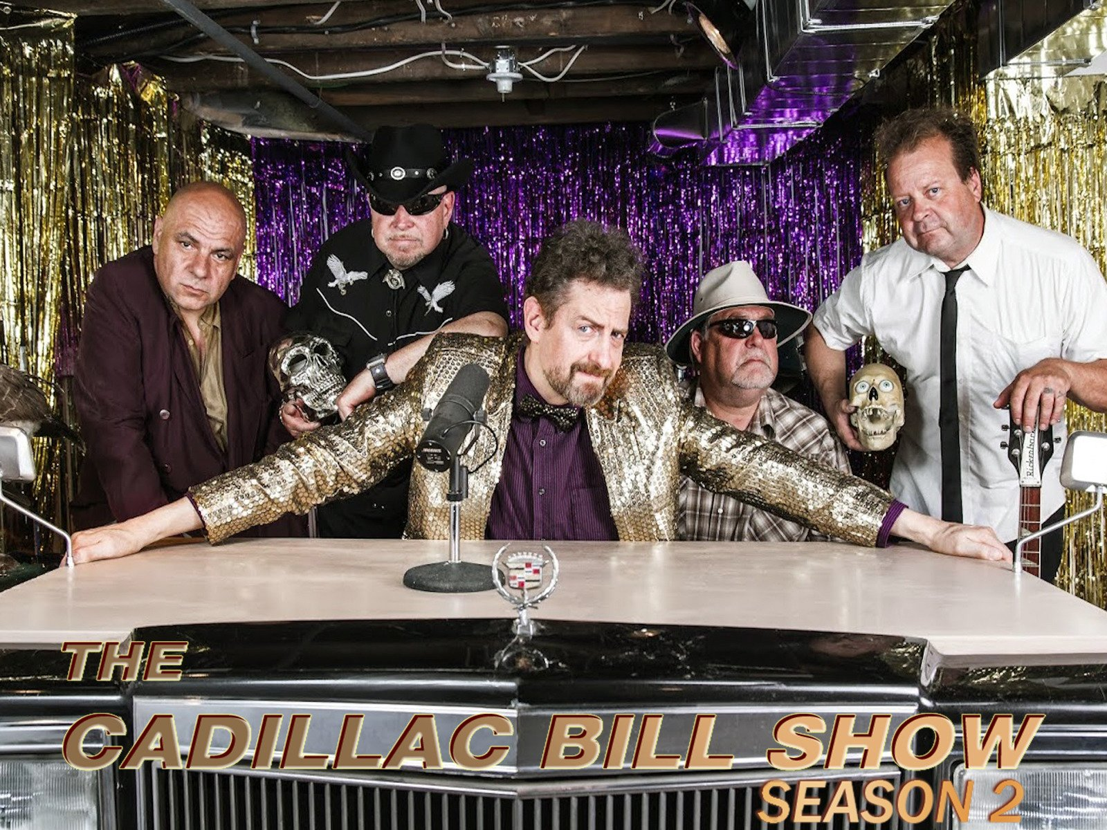 The Cadillac Bill Show (2nd Season) - Season 2