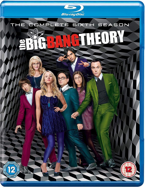 The Big Bang Theory – Temporada 6 [BD25]