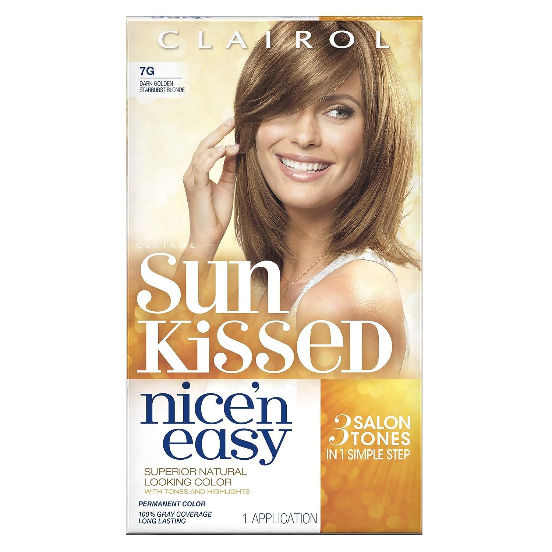 Nice 'n Easy Natural Dark Golden Blonde 1 kit