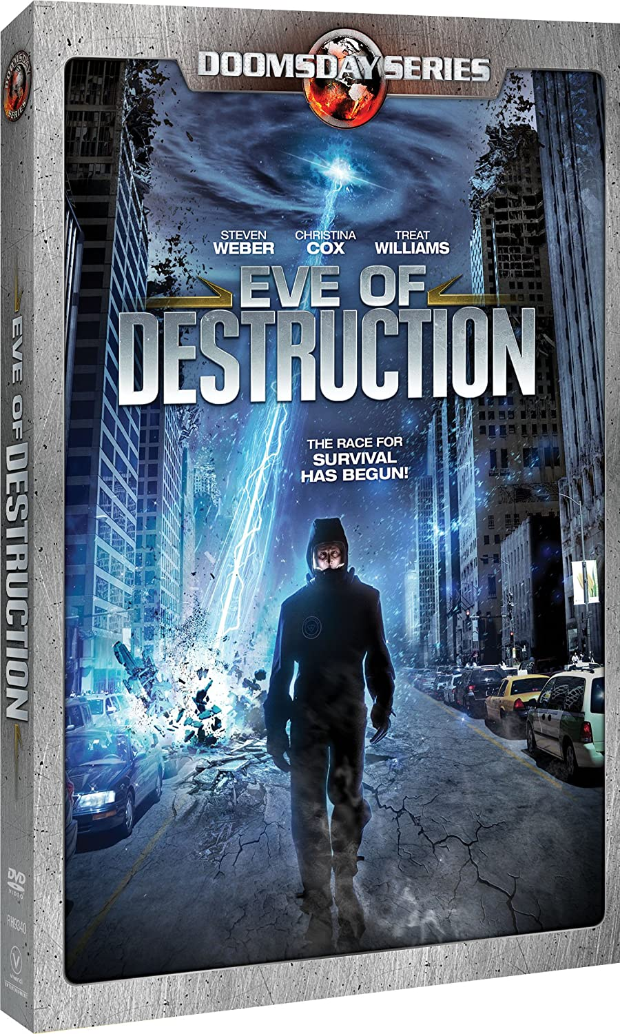 Eve Of Destruction [HDRip] [FRENCH] [E01 & E02/02]