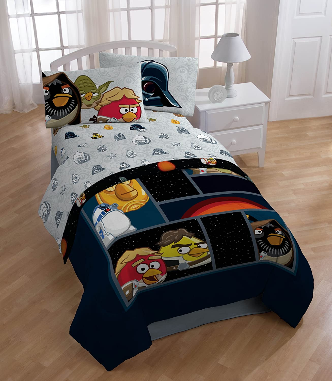 Angry Birds Star Wars  Bedding