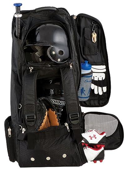 Black Ops Roller Bag Deluxe Roller Bag Black