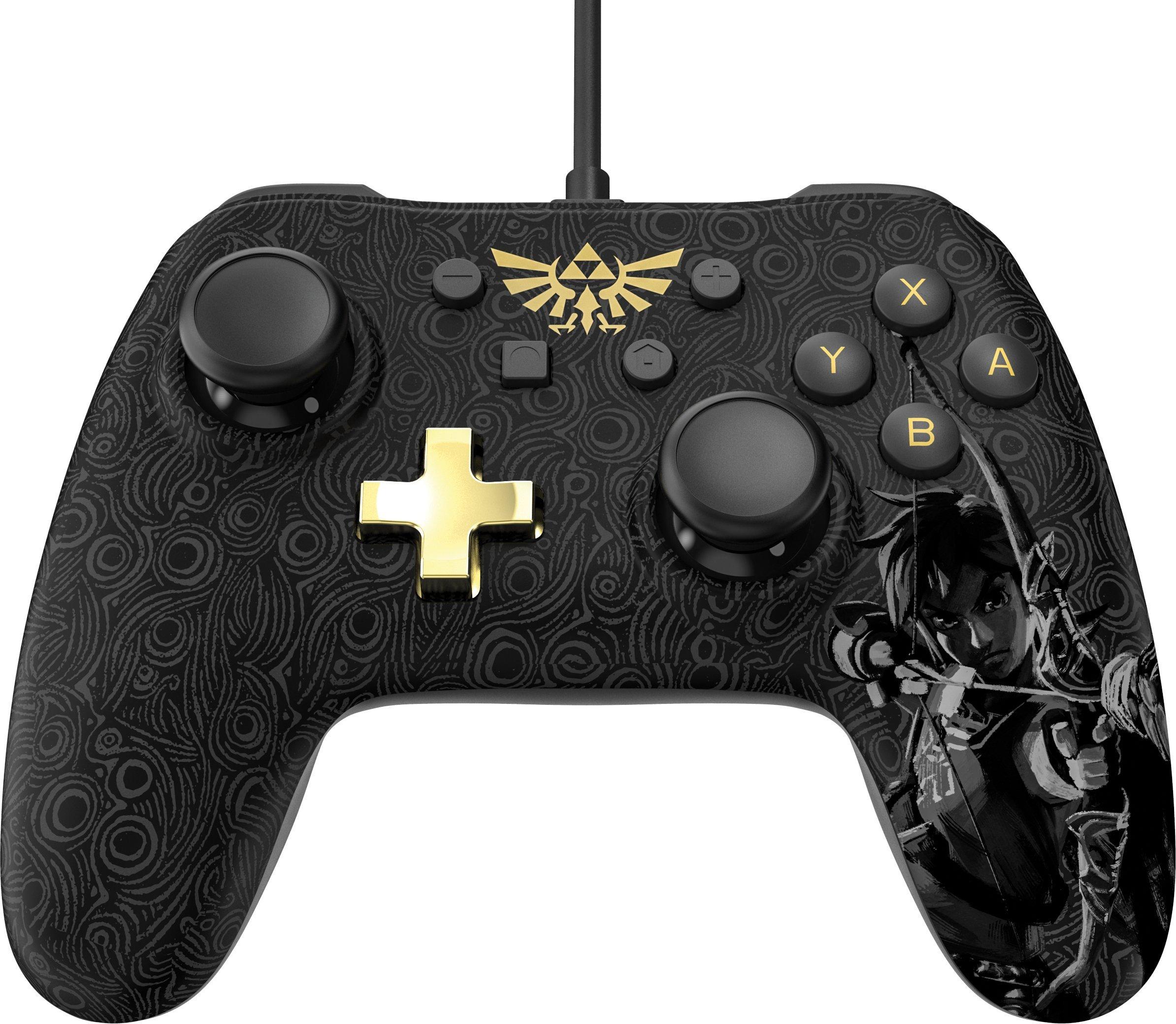 Nintendo Switch Zelda Controller