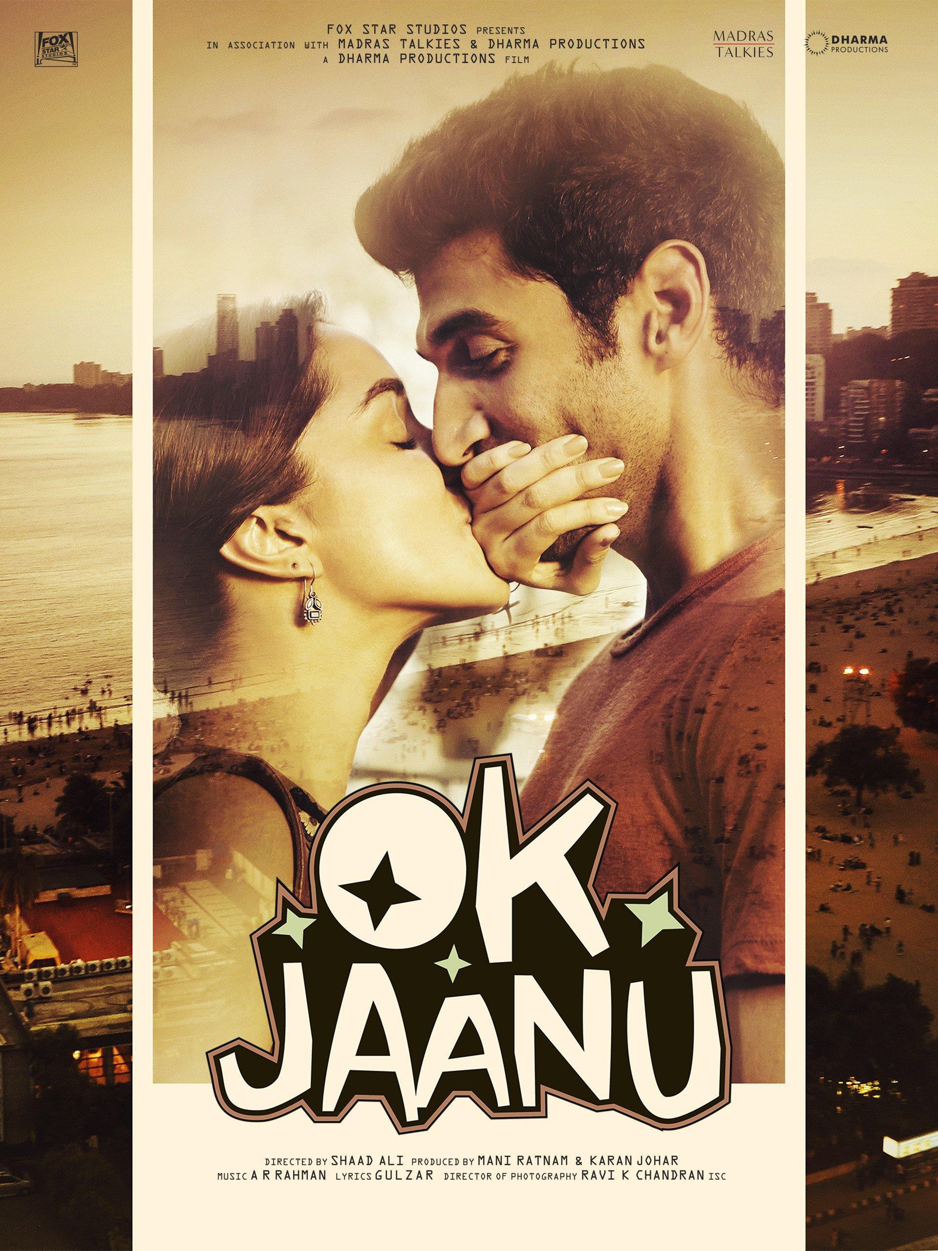 OK Jaanu on Amazon Prime Instant Video UK