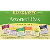Bigelow Assorted Herb Tea 6 Varieties 18 Bags (Pack of 2)