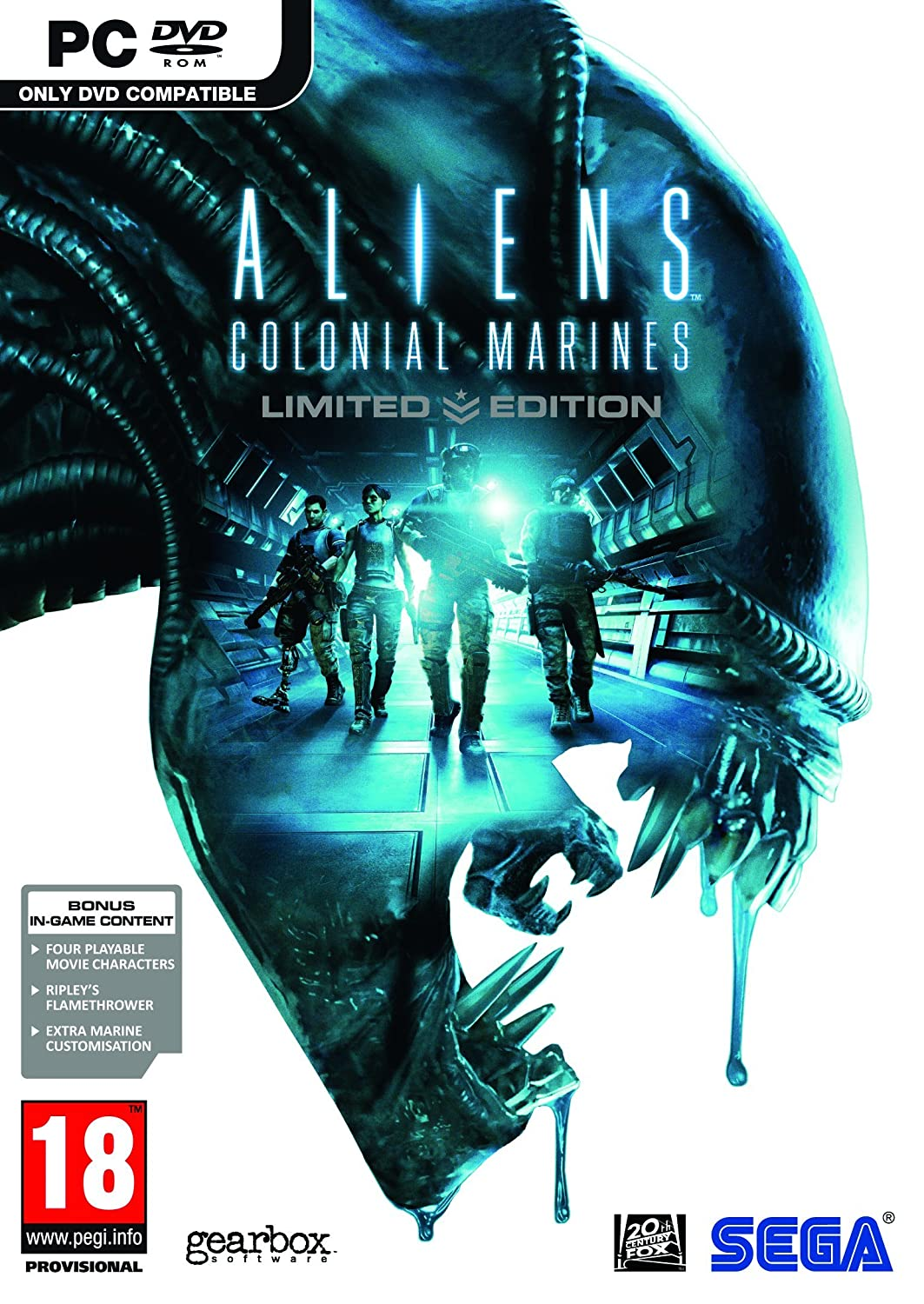 Aliens: Colonial Marines: Limited Edition [Importación Inglesa]