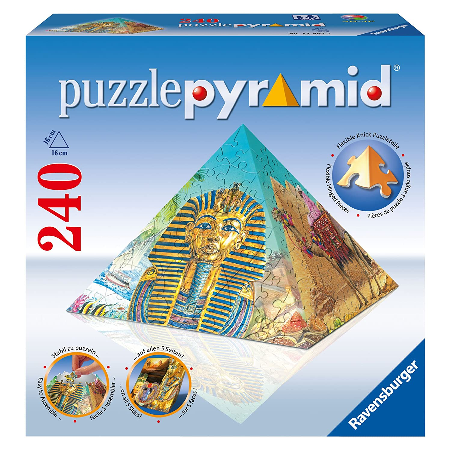 Mommy Katie: Ravensburger Essence of Egypt Puzzle