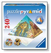 Essence Of Egypt Pyramid 240 Pieces Puzzle
