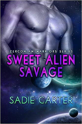 Sweet Alien Savage (Zerconian Warriors Book 4)