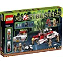 556-Pc. Lego Ghostbusters Ecto-1 & 2 Building Kit