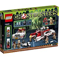 556-Piece Lego Ghostbusters Ecto-1 & 2 75828 Building Kit