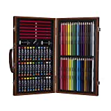 Art 101 106-Piece Sketch Art Set (Color: Black, Tamaño: Art 101 106-Piece Sketch Art Set)