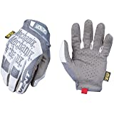 Mechanix Wear - Specialty Vent Work Gloves (Large, Grey/White) (Color: White, Tamaño: Large)