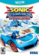 Sonic and All-Stars Racing Transformed Bonus Edition Wii U