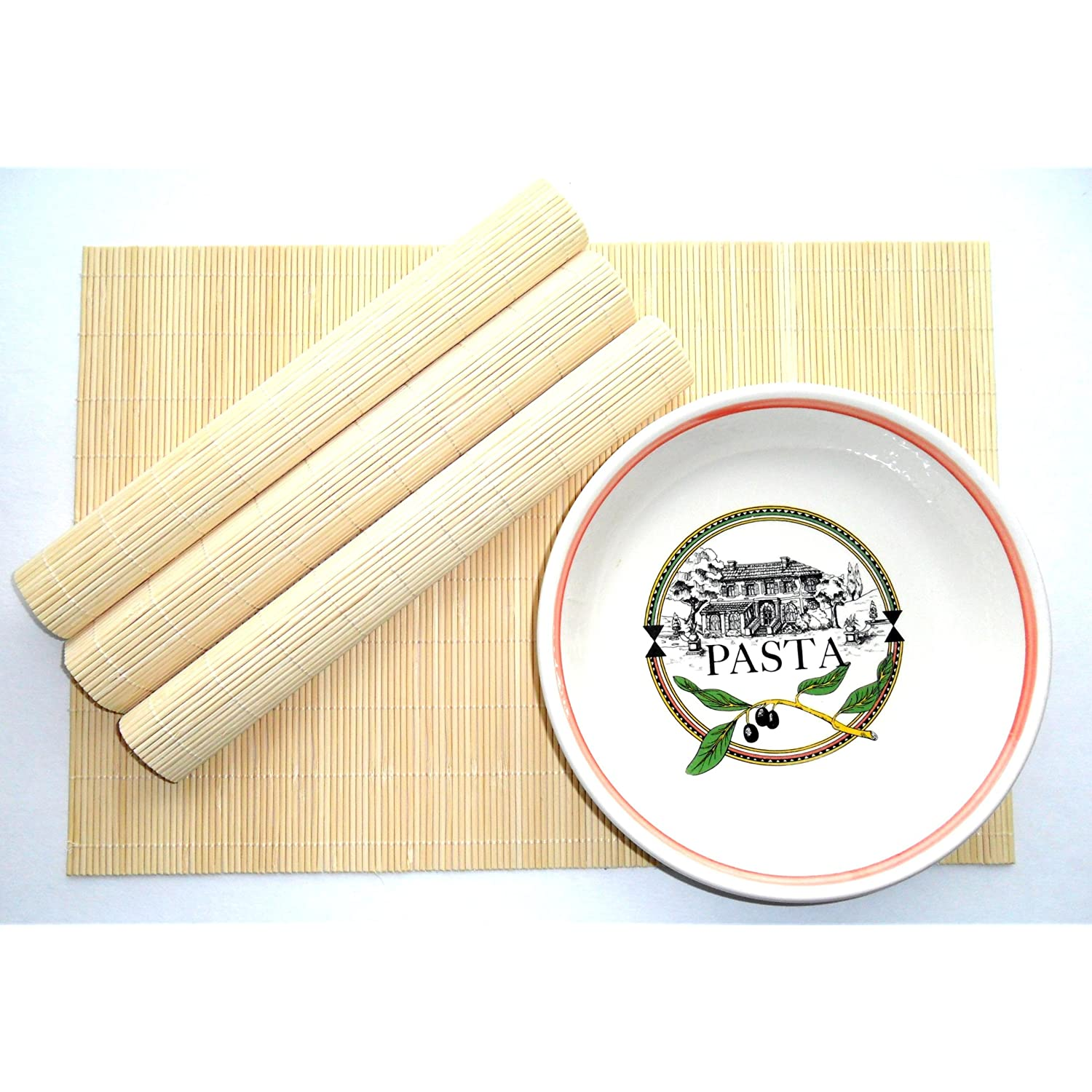 Bamboo Placemat Set of 4