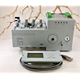 Automatic Transfer Switch (ATS) with Controller - Amps: 10A - 100A / Voltage: 220/440VAC - 1 Year Warranty!