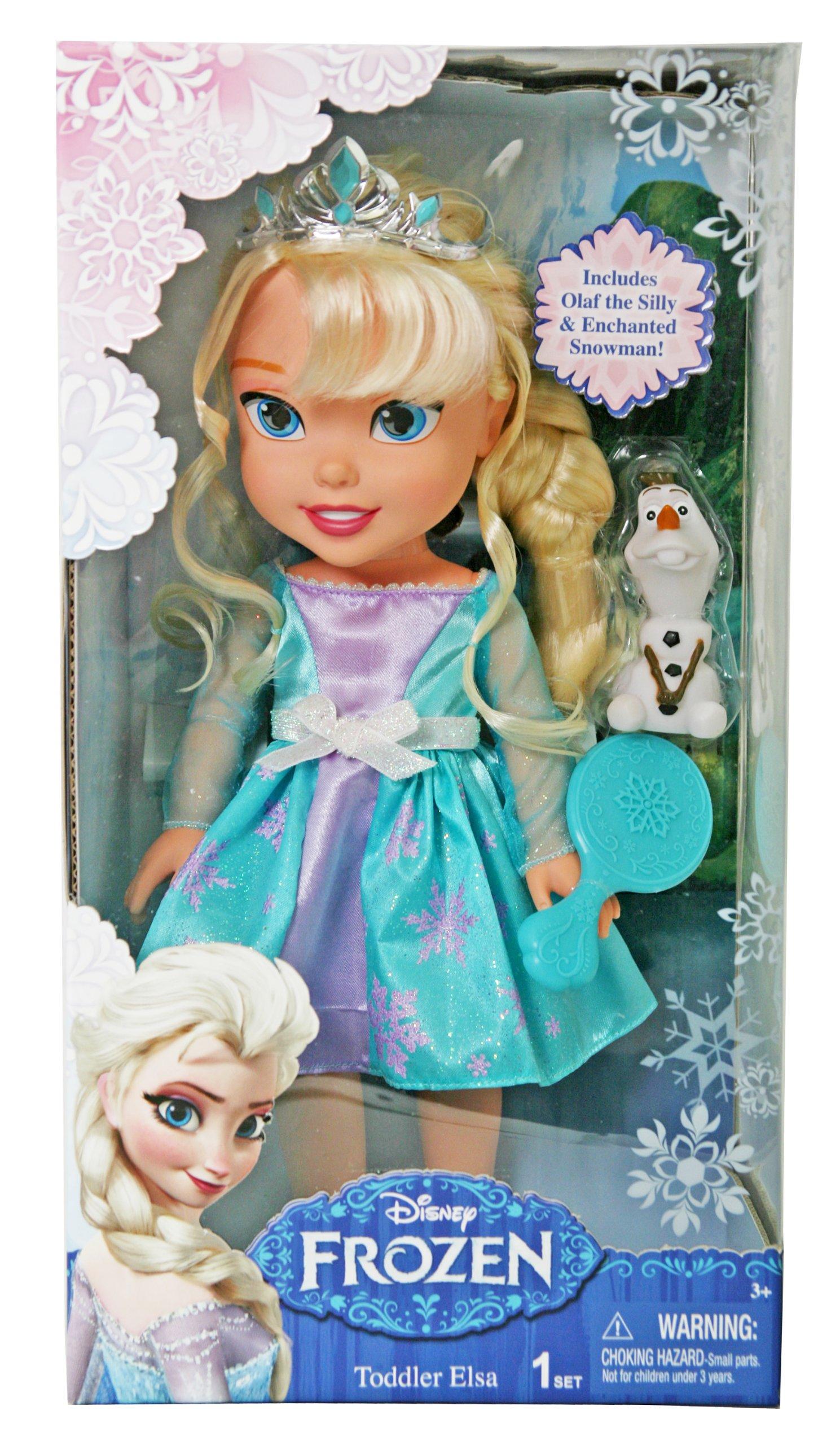 Frozen Anna And Elsa Dolls