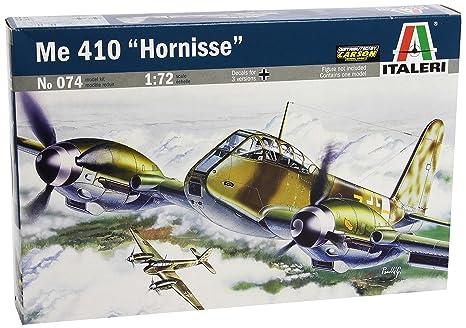 Italeri - I074 - Maquette - Aviation - Messers.me410 Hornisse