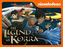 The Legend of Korra Book 1