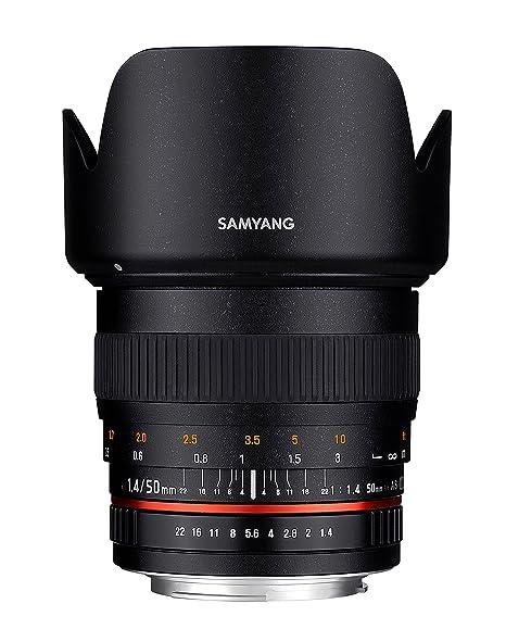 SAMYANG 1111110101 f1,4 objectif x 50 mm pour fuji