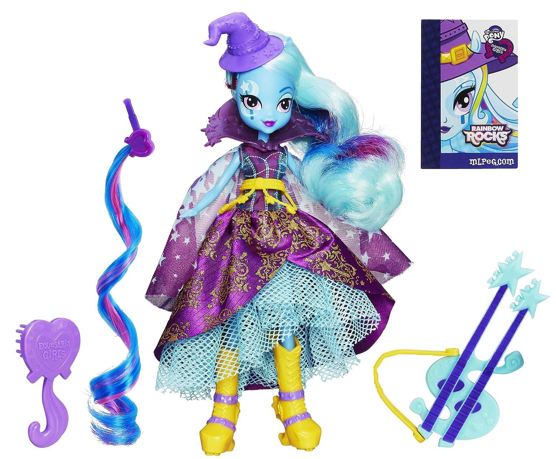 Equestria Girls Trixie Lulamoon Doll