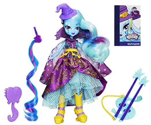 BIRTHDAY: Amazon.com: My Little Pony Equestria Girls Trixie Lulamoon Doll: Toys & Games