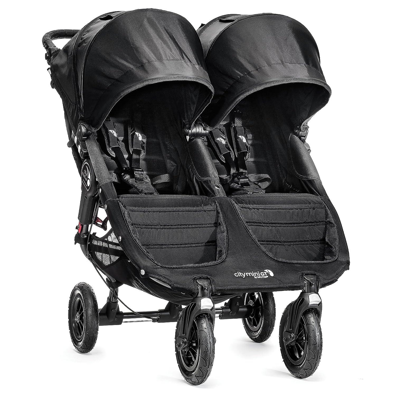 Baby Jogger City Mini GT Double - Black/Black