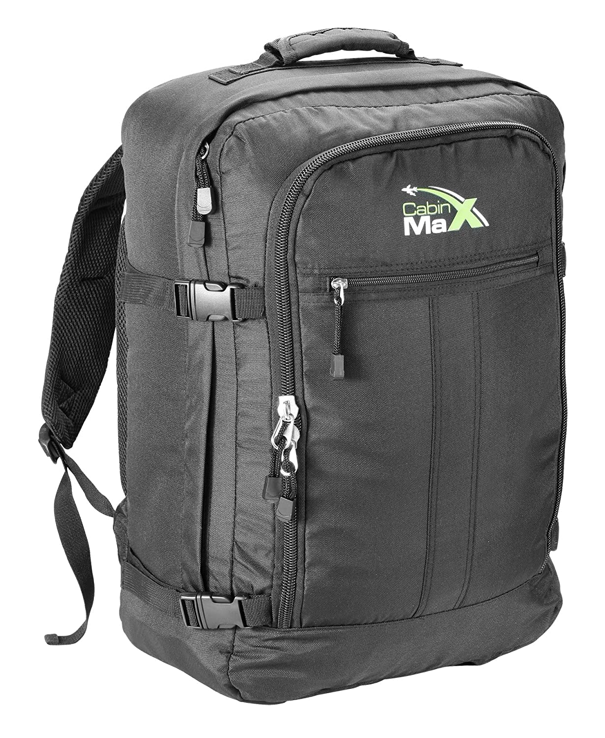 Cabin max backpack flight approved carry on bag travel for Laptop cabin bag