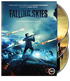 Book Cover:                                                                             Falling Skies: Season 4