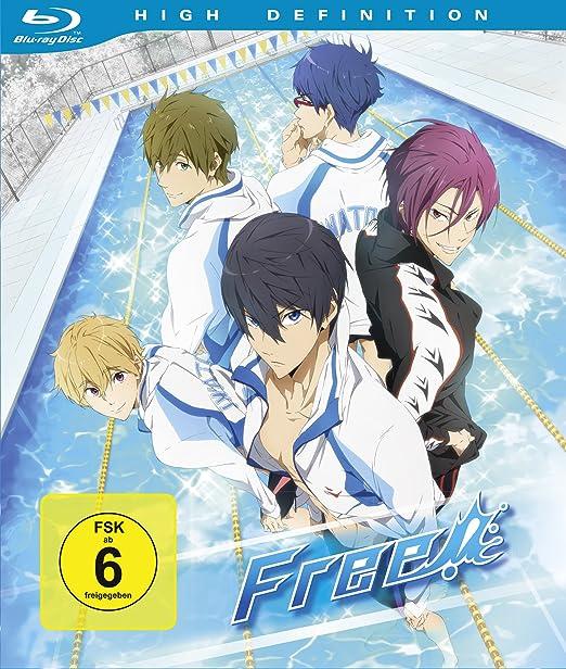 Free! - Vol.1 + Sammelschuber