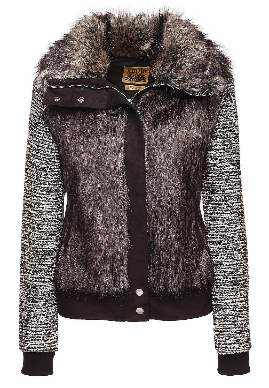 Khujo Damen Jacke Athene 1238SW153 günstig online kaufen