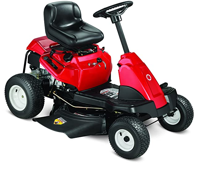 Troy-Bilt 420cc Riding Lawn Mower Review