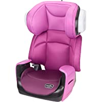 Evenflo Spectrum 2-in-1 Booster Car Seat (Poppy Pink)