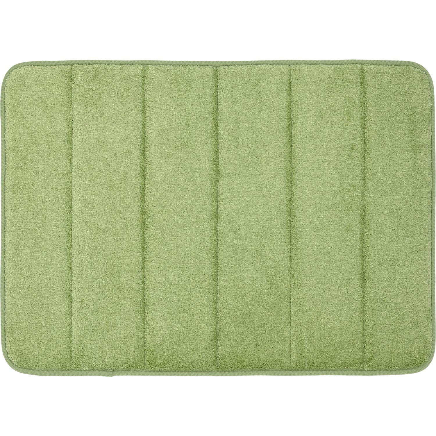 Alfa Img Showing Green Bath Mat