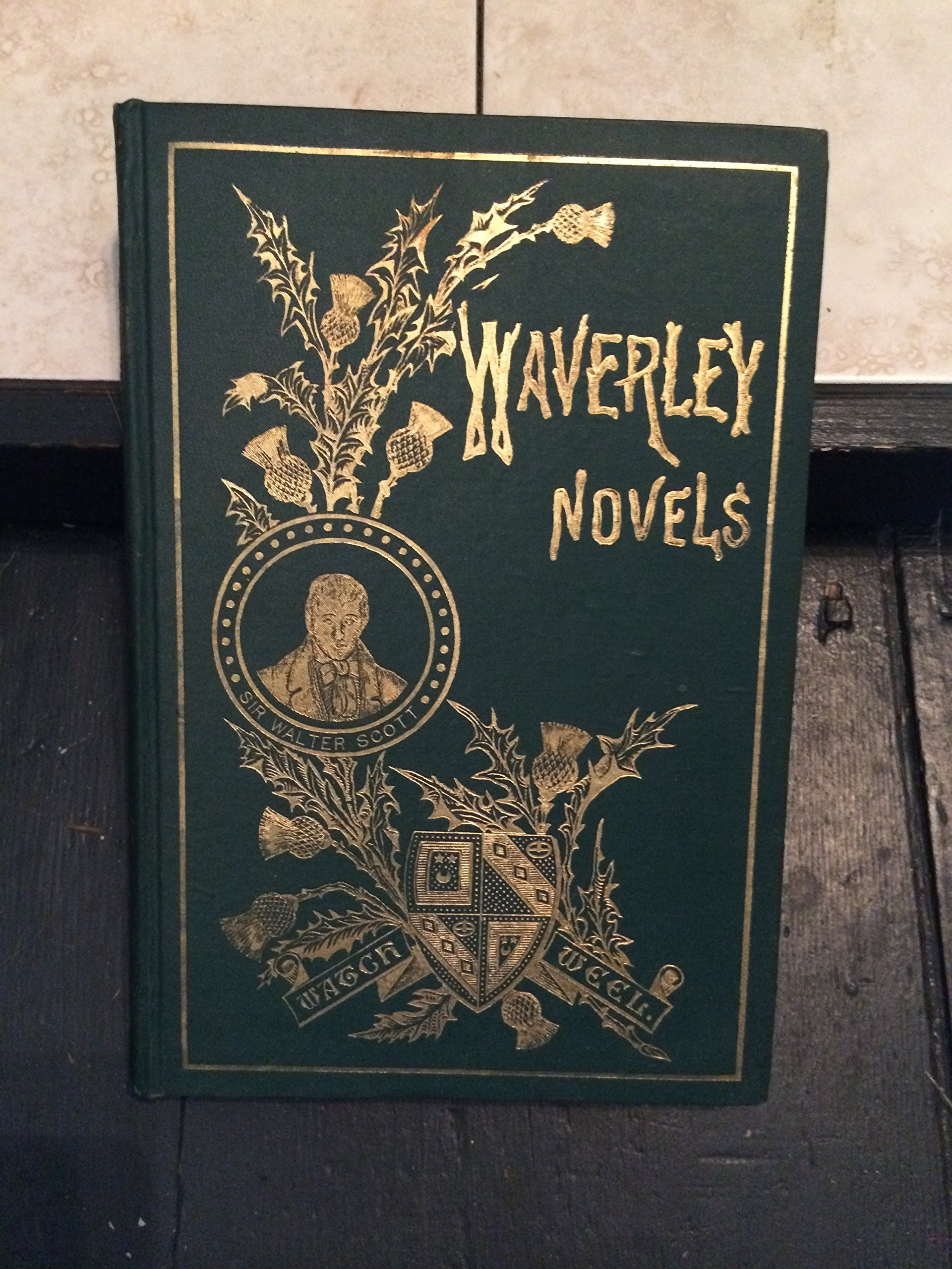 Waverley Novels Collier Waverley Novels Volume iv