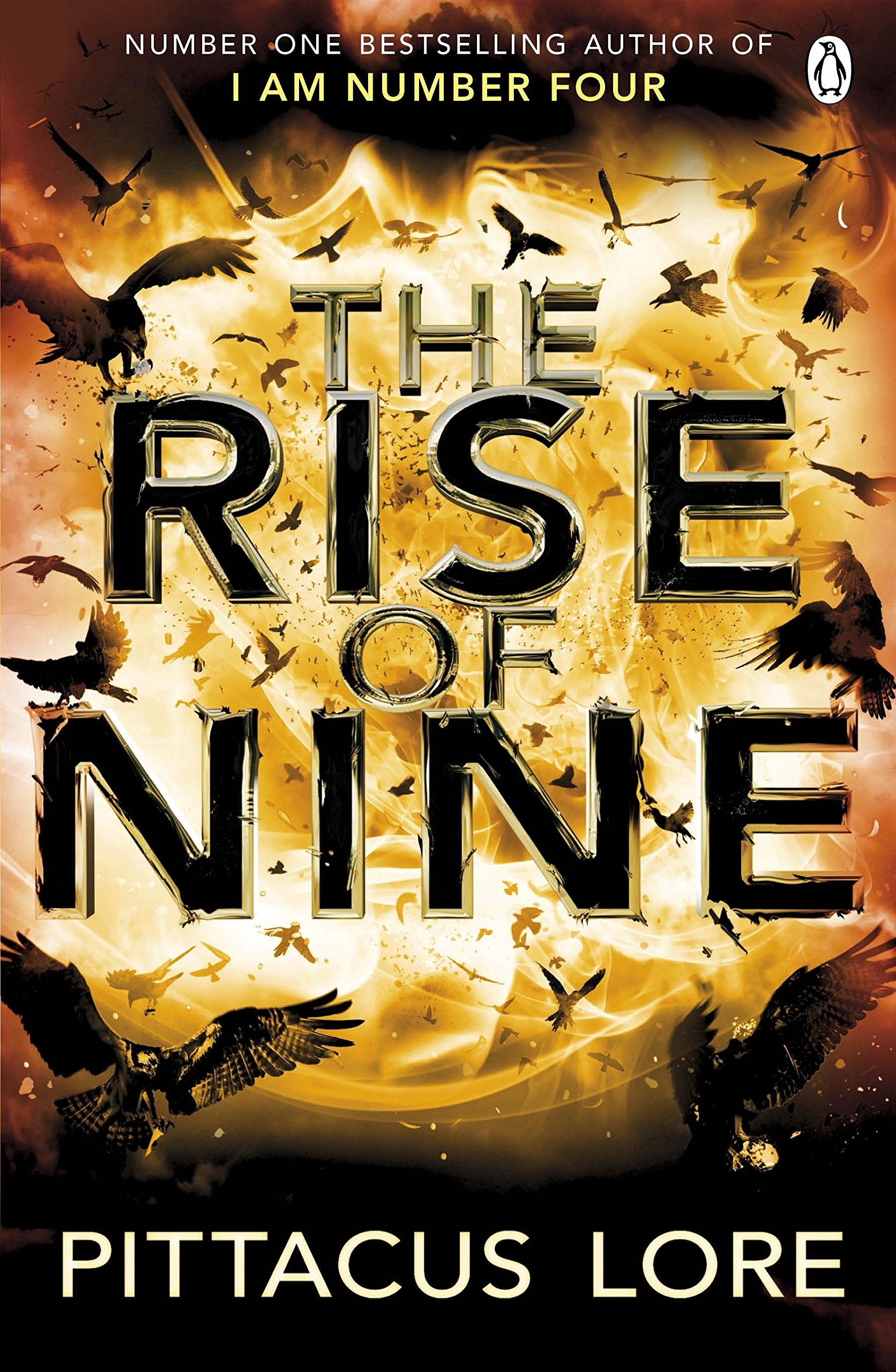 Buy The Rise Of Nine: Book 3 (the Lorien Legacies) Book Online At Low  Prices In India  The Rise Of Nine: Book 3 (the Lorien Legacies) Reviews &  Ratings