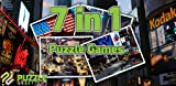Times Square New York Jigsaw Puzzle Games