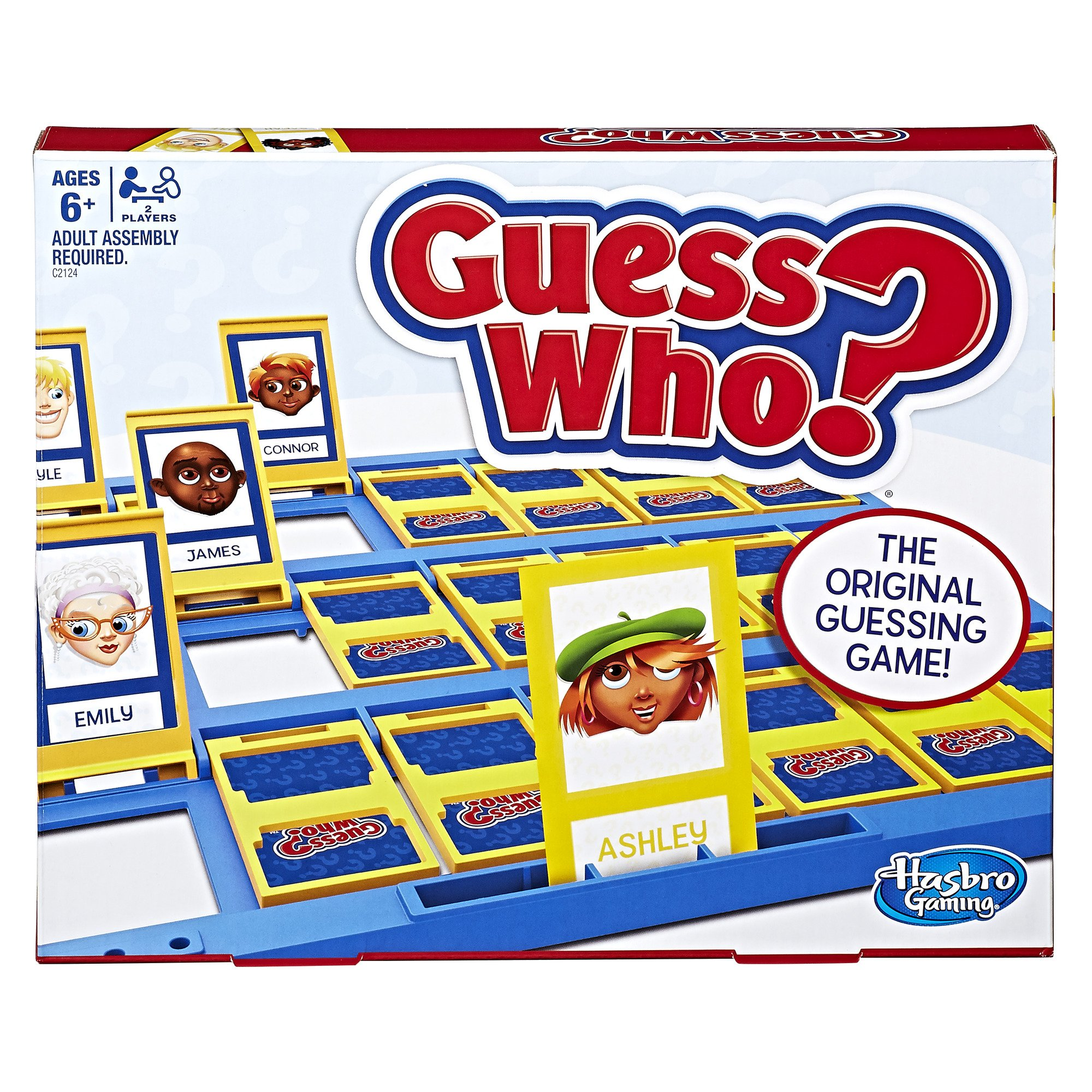 Classic Guess Who Game
