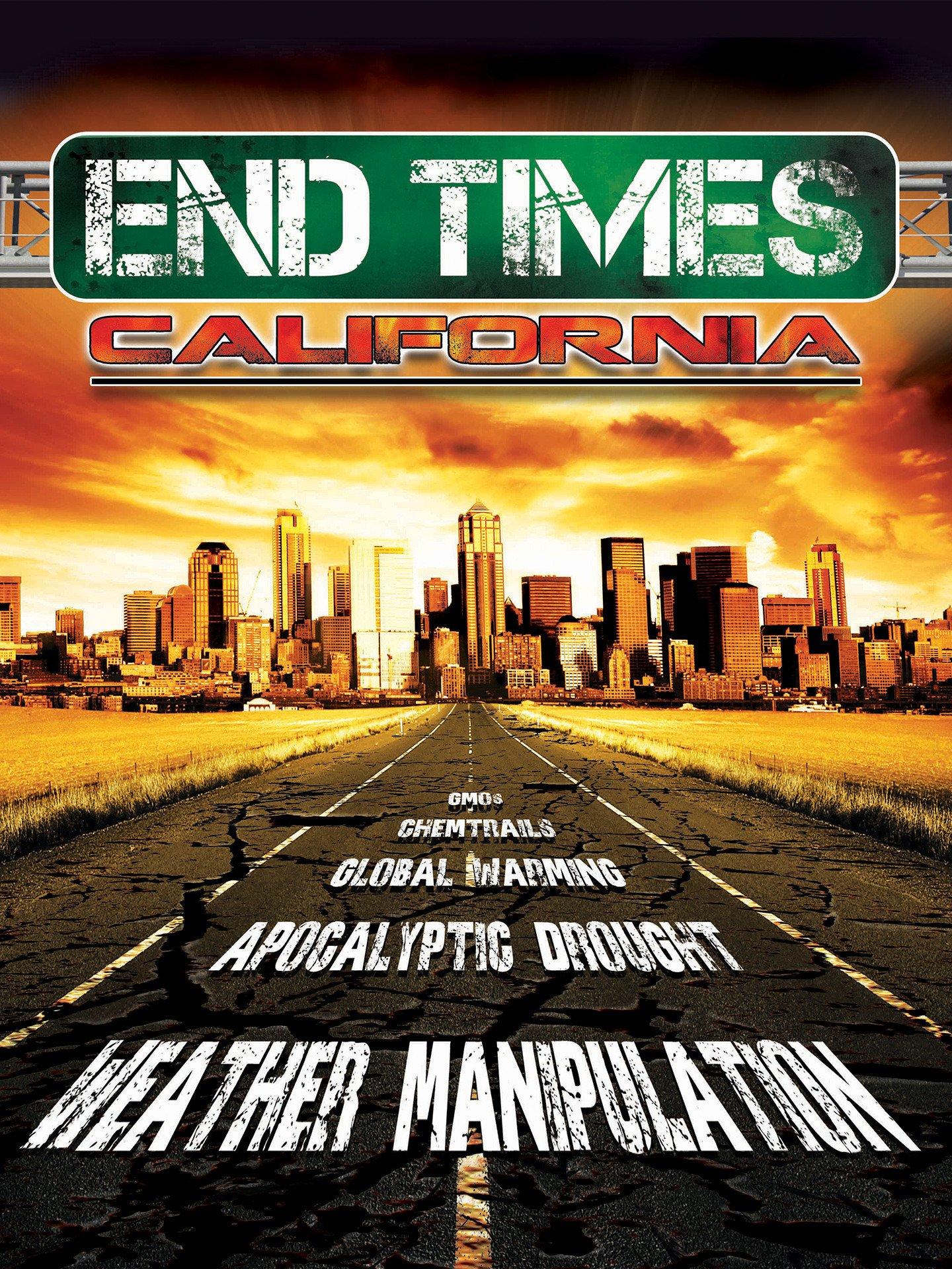 End Times, California on Amazon Prime Video UK