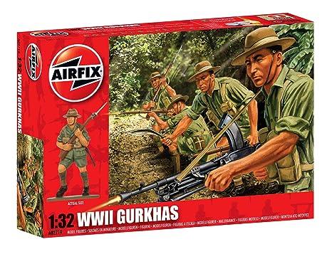 Airfix - AI02719 - Maquette - WWII - Gurkhas - Réintroduction