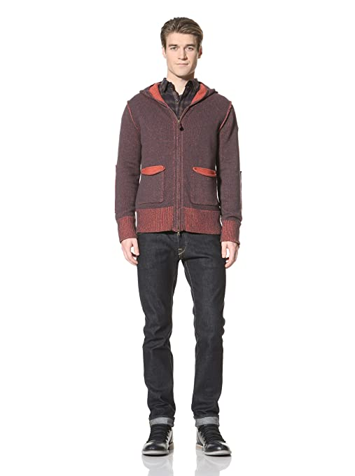 Cockpit USA Men's Hooded Sweater