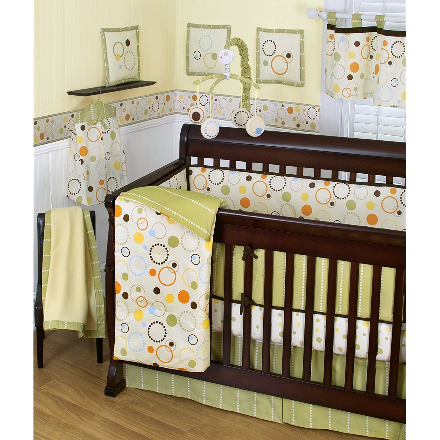 Rizanya 39 S Collection Brown Baby Bedding