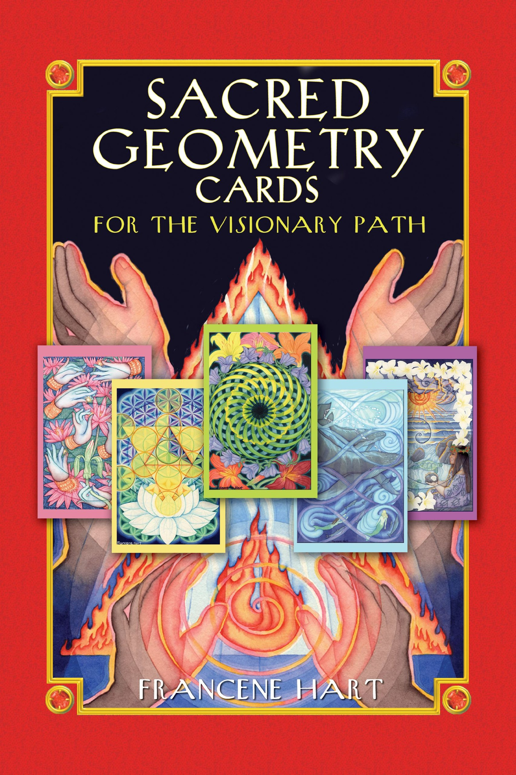 Sacred Geometry Book Sacred Geometry Cards For The