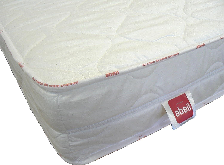 f49216f abeil 15000001022 abeil matelas ressort ensach blanc 190 x 90 x 16 cm ebay. Black Bedroom Furniture Sets. Home Design Ideas