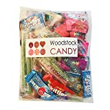 Assorted Party Candy Mix 2.5 Pound Variety Bag Air Heads Nerds Sour Twists Starbursts Skittles Razzles Root Beer Barrels Smarties Fireballs Laffy Taffy Wonka Bottlecaps Sweet Tarts