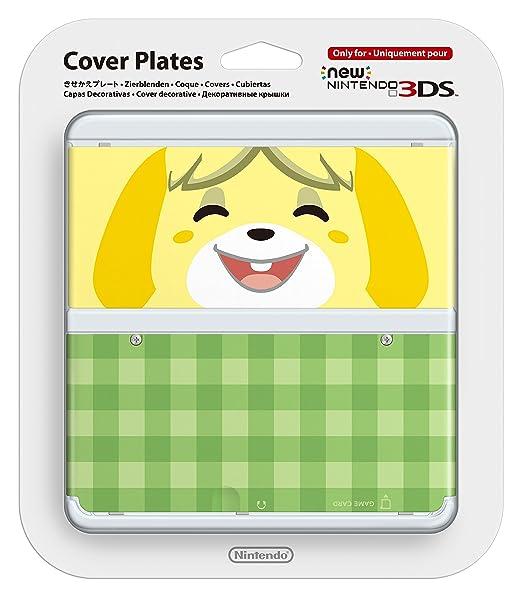 Neue Animal Crossing Zierblenden für den New 3DS 9112IMhgF-L._SX522_