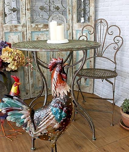Tisch und Stuhle Eisen Gartenmöbel